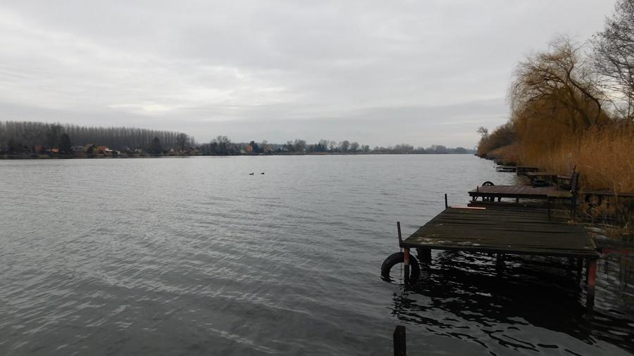 Rendezett telek, Dömsöd-Dab Duna közeli zsákutcájában, SAJÁT STÉGGEL!