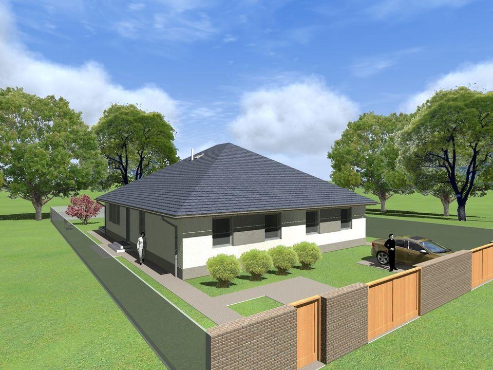 Szigetszentmártonban újépítésű családi házak!